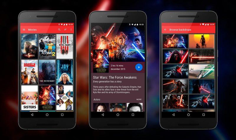 Mejores aplicaciones para ver películas